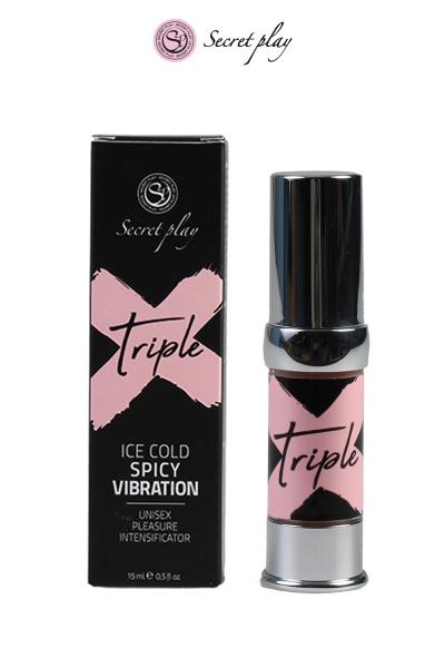 Triple X - stimulant unisex - 15ml