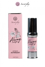 Always Virgin - Stimulant vaginal 15 ml : Et si vous retrouviez les sensations de votre première fois avec Always Virgin ?