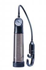 Penis Pump Special - Malesation : Pompe à pénis haute qualité, avec manomètre, pour un plus grand contrôle de votre entrainement.