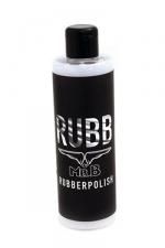 Rubb - Rubber Polish : Le nettoyant léger de Mister B , pour vos accessoires en latex et caoutchouc.