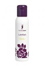 Lubrifiant parfum Pêche : Gel lubrifiant intime à base d'eau aromatisé Pêche, par Secrète Arlette.