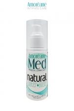 Lubrifiant naturel base eau 100ml - Amoreane Med : Lubrifiant intime médical naturel à base d'eau