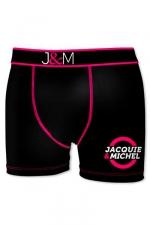 Boxer J&M modèle 10 : Ne loupez jamais une belle occasion de montrer votre... Boxer (modèle 10) Jacquie et Michel.