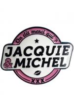 Pin's Jacquie et Michel