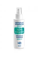 Toy cleaner 125 ml - Lubrix : Spray nettoyant hygiénique à base d'eau pour sextoys.