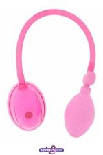 Pompe vaginale Premium : Pompe à air femme haute qualité, pour dilater la vulve et accroitre les sensations, par Seven Créations.