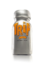 Poppers Trip : Poppers Trip: l'arome fort parfumé au camphre pour des plaisirs déshinibés.