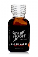 Poppers Super Rush Black Label 24 ml