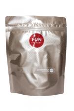 50 Préservatifs Essentials - Fun Factory : 50 préservatifs de qualité supérieure, avec des caractéristiques bien particulières pour plus de FUN tout en étant protégé.