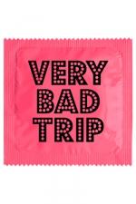 Préservatif humour - Very Bad Trip : Préservatif Very Bad Trip, un préservatif personnalisé humoristique de qualité, fabriqué en France, marque Callvin.